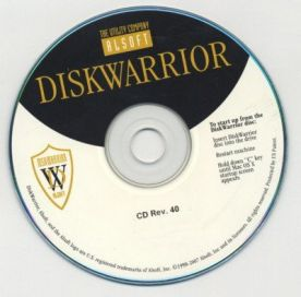 DiskWarrior 4.3.1107 for Mac dvd