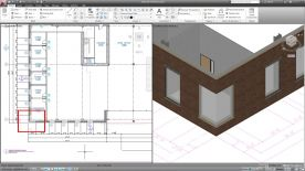 Autodesk AutoCAD Architecture 2013 screenshot