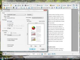 Nuance ScanSoft PDF Converter Pro 7.2 screenshot
