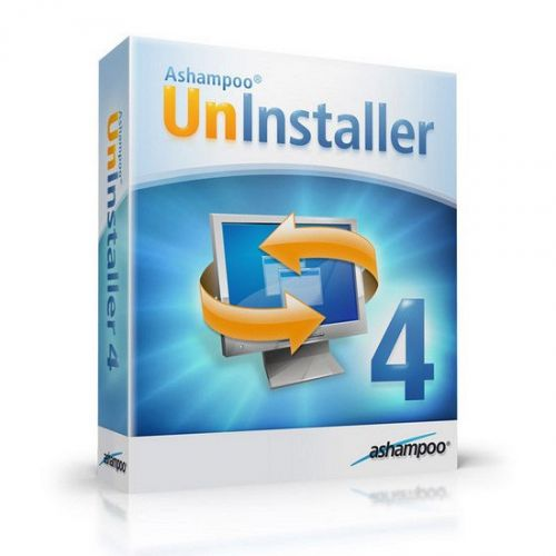 Ashampoo UnInstaller 5.05 box
