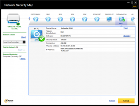 Norton AntiVirus 2012 19.1 screenshot