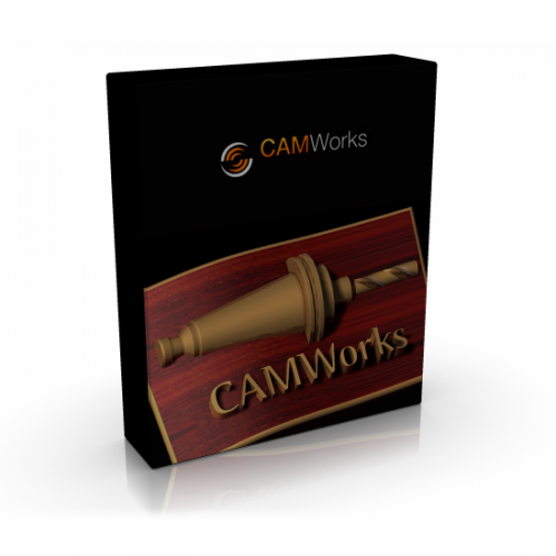 CAMWorks 2012 for Solidworks 2011-2012 box