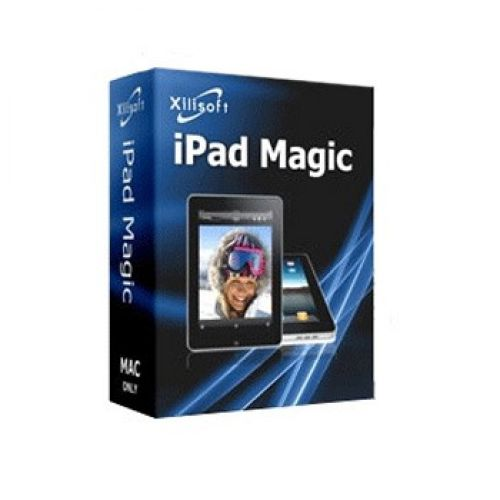 Xilisoft iPad Magic Platinum 5.7.27 box
