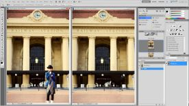 Adobe Photoshop CS5.1 Extended screenshot