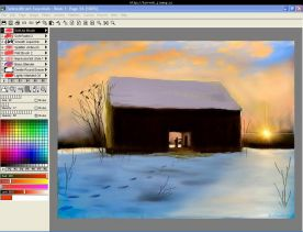 Pixarra TwistedBrush Pro Studio 18 screenshot