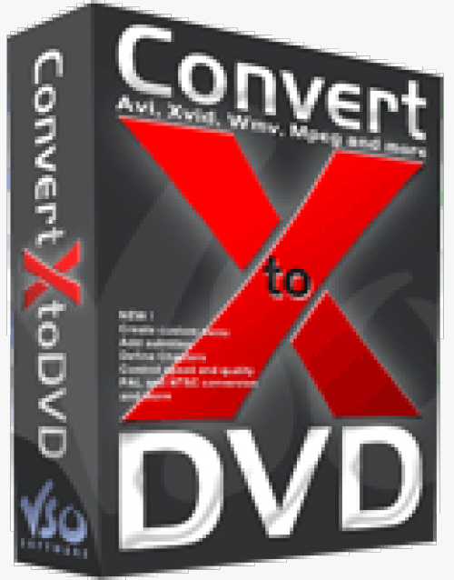 VSO Software ConvertXtoDVD 4.1.19.365 box