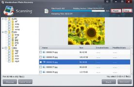 Wondershare Photo Recovery 3.0 screenshot