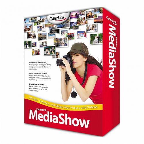 CyberLink MediaShow Ultra 6.0.3914 box