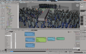 Autodesk Softimage 2013 x64 screenshot