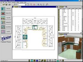 Cabinet Vision Solid 4.1 screenshot