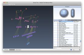 Synium MacFamilyTree 6.2 for Mac screenshot