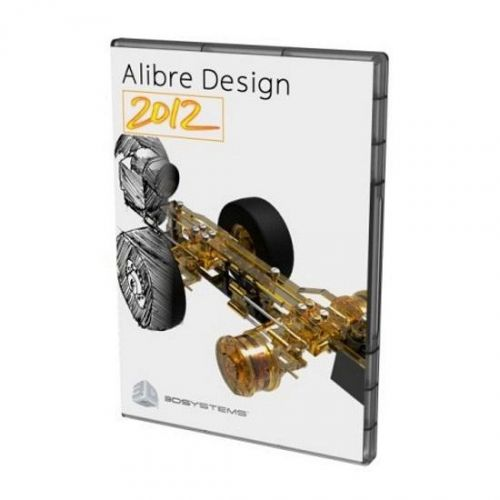Alibre Design Expert 2012 14.0.0.14041 box