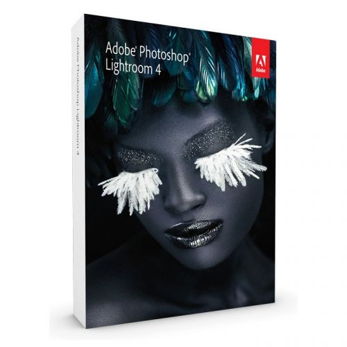 Adobe Photoshop Lightroom 5.7.1 64-bit box