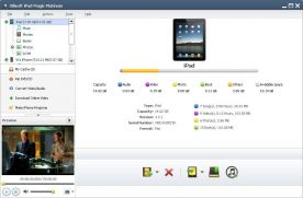 Xilisoft iPad Magic Platinum 5.1 screenshot