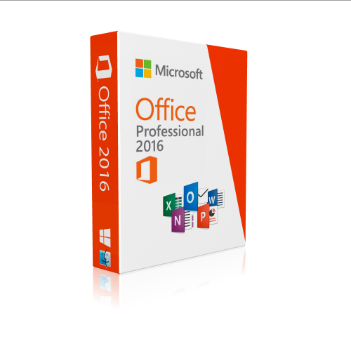 Microsoft Office 2016 16.16.4 for macOS box