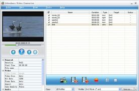 Joboshare Video Converter 3.1 screenshot