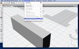 Strata Design 3D CX 7.0 screenshot