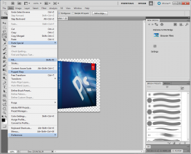 Adobe Photoshop CS5.1 Extended 12.1 European screenshot