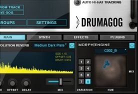 Wavemachine Labs Drumagog Platinum 5.1 VST RTAS screenshot