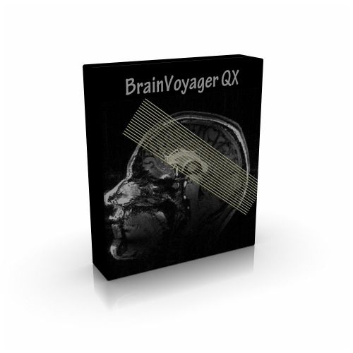 BrainVoyager QX 2.3.1 for macOS box
