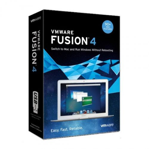 Vmware Fusion Pro 7.1.1 for macOS box