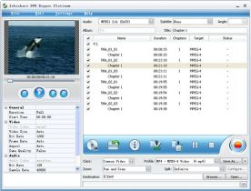 Joboshare DVD Ripper Platinum 3.2 screenshot