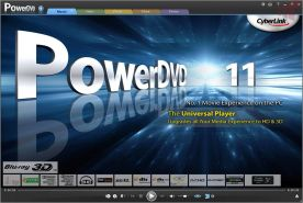 CyberLink PowerDVD Ultra screenshot