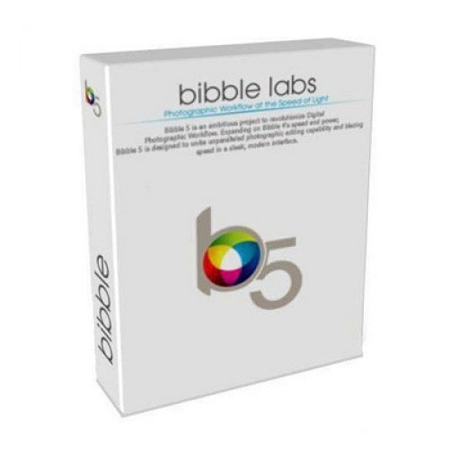 Bibble Labs Bibble Pro 5.2.3 for macOS box