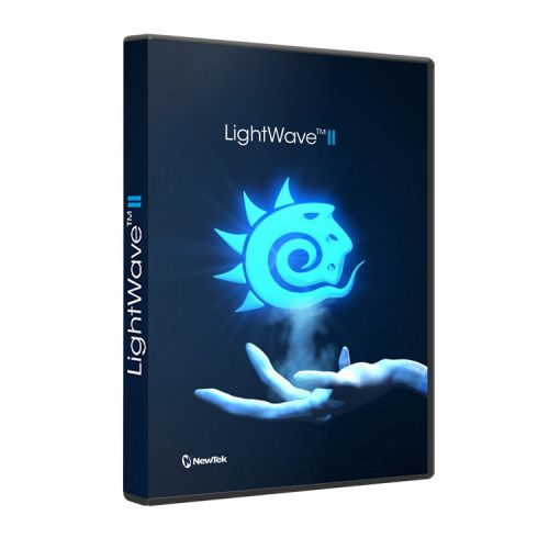 NewTek LightWave 3D 2015.2 x64 box