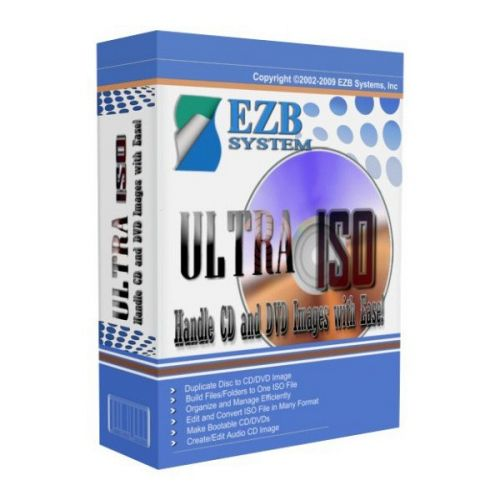 EZB Systems UltraISO Premium 9.7.2.3561 box
