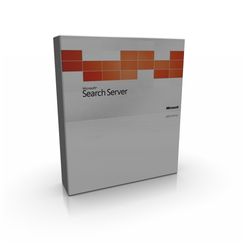 Microsoft Search Server 2010 with SP1 box