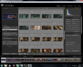 Adobe Photoshop Lightroom 3.5 screenshot