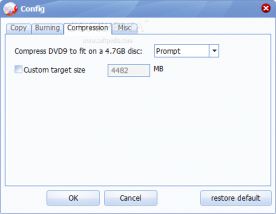 Magic DVD Copier 6.0 screenshot