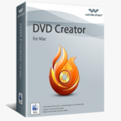 Wondershare DVD Creator 3.8.1 for macOS box