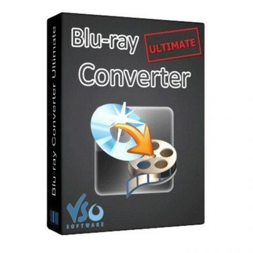 VSO Software Blu-ray Converter Ultimate 1.4.0.8 box
