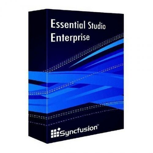 Syncfusion Essential Studio 9.4.0.62 box