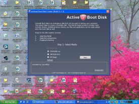 Active BootDisk Suite 5.4 screenshot