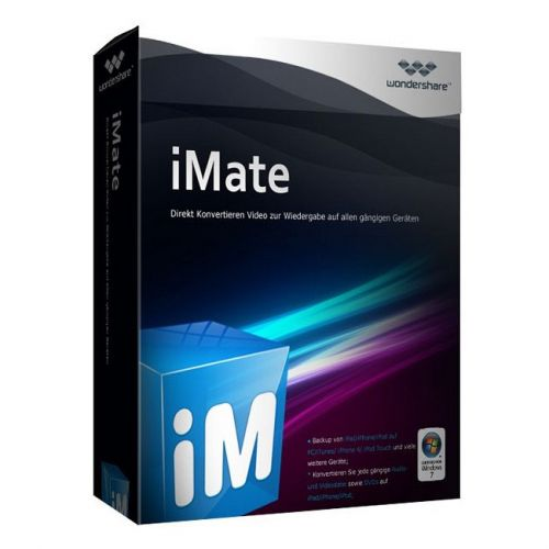 Wondershare iMate 1.0.5 box