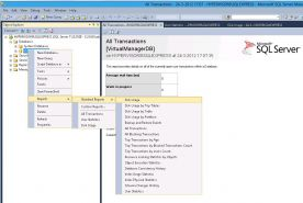 Microsoft SQL Server 2012 Enterprise screenshot