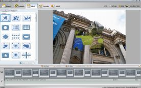 Wondershare Flash Gallery Factory Deluxe 5.2 screenshot