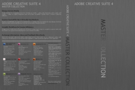 Adobe Creative Suite CS4 Master Collection cover