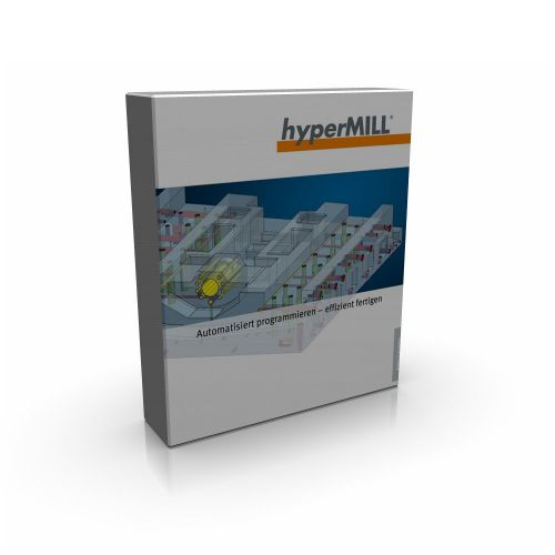 OpenMind hyperMILL 9.6 box