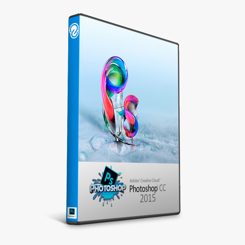 Adobe Photoshop CC 2015.5 17.0.1 for macOS box
