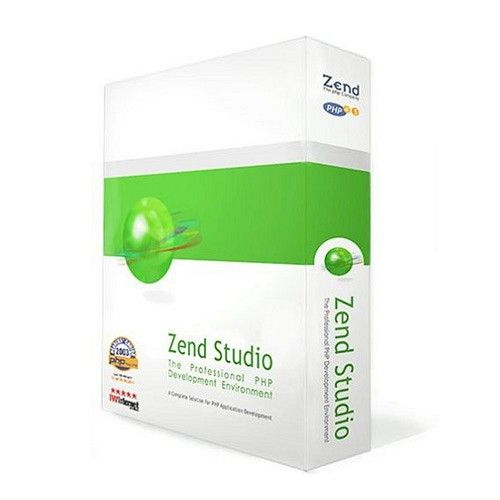Zend Studio 12.5.1 x64 for Mac box