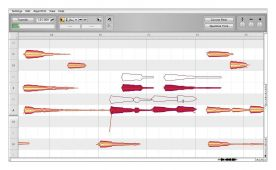 Celemony Melodyne Editor 2.0 for Mac screenshot