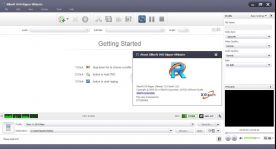 Xilisoft DVD Ripper Platinum 7.0 screenshot