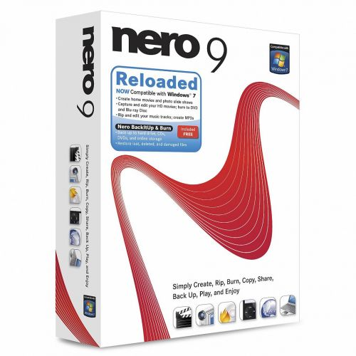 Ahead Nero 9.4.13.2b box