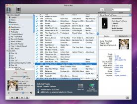 iPod PC Transfer Suit 6.1 screenshot