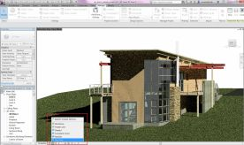 Autodesk Revit 2013 screenshot