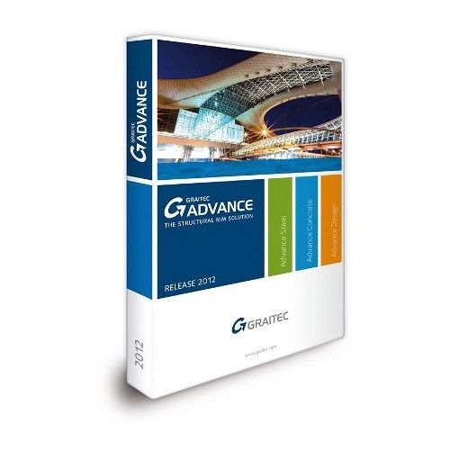 Graitec Advance Suite 2012 box